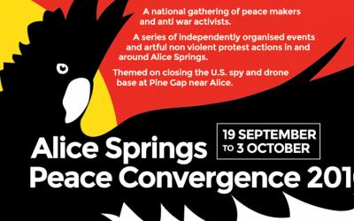 Peace Convergence #ClosePineGap crowd funder