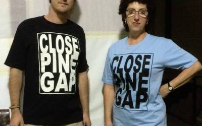 Close Pine Gap T-Shirt