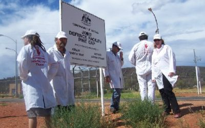 A Picnic at Pine Gap