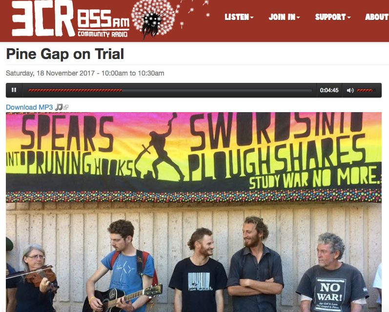 What happens at Pine Gap