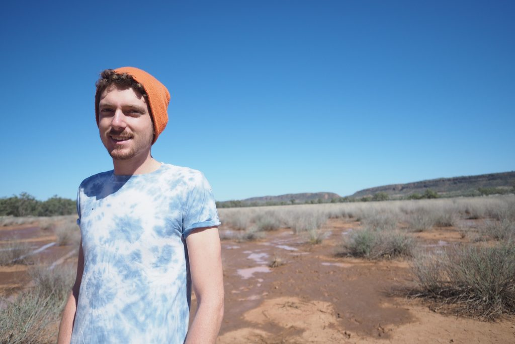 Franz Dowling - Musician, Student, Catholic Worker - Brisbane
