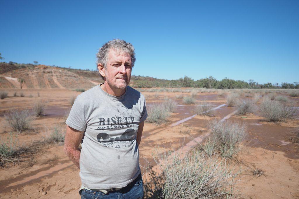 Jim Dowling - Catholic Worker, Father - Brisbane