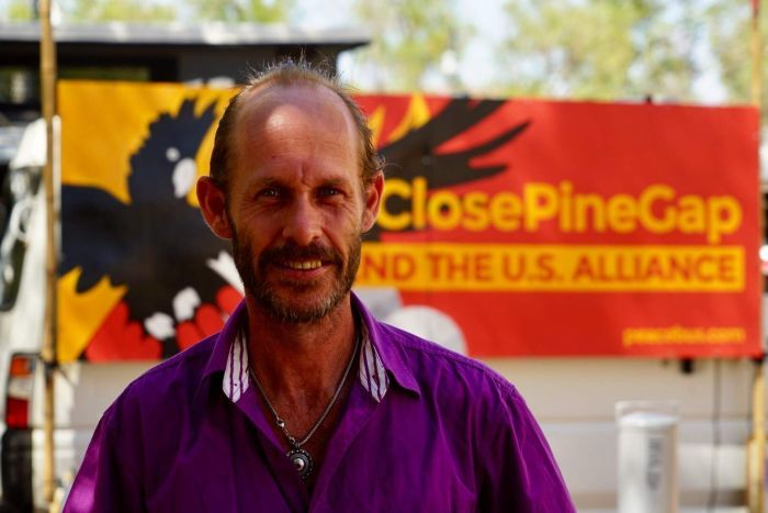 Pine Gap: Protester found guilty of entering top secret US-Australian facility near Alice Springs