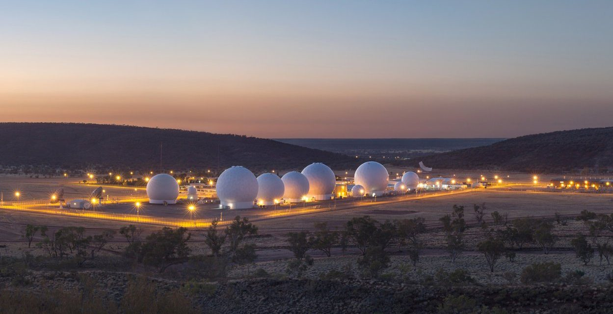An American Spy Base Hidden in Australia's Outback