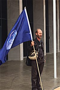 Guilty: unanimous jury verdict for Peace Pilgrim