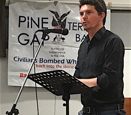 Pine Gap's role in drone warfare: former Senator, former PM