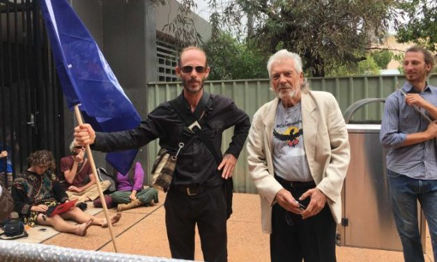 Man accused of trespassing at Pine Gap allegedly went there to sing