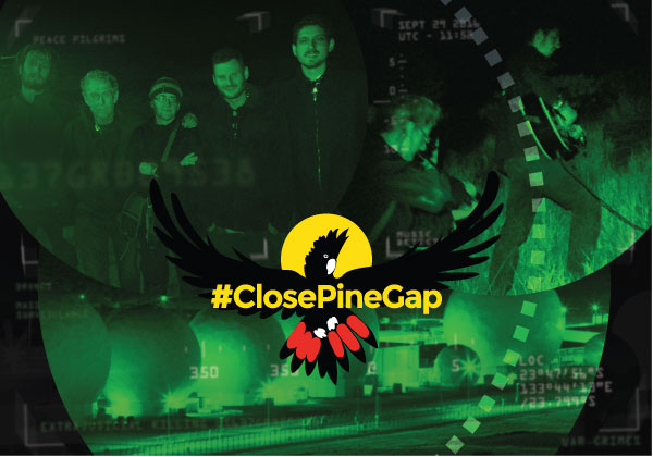 Media Advisory – Pine Gap Pilgrims