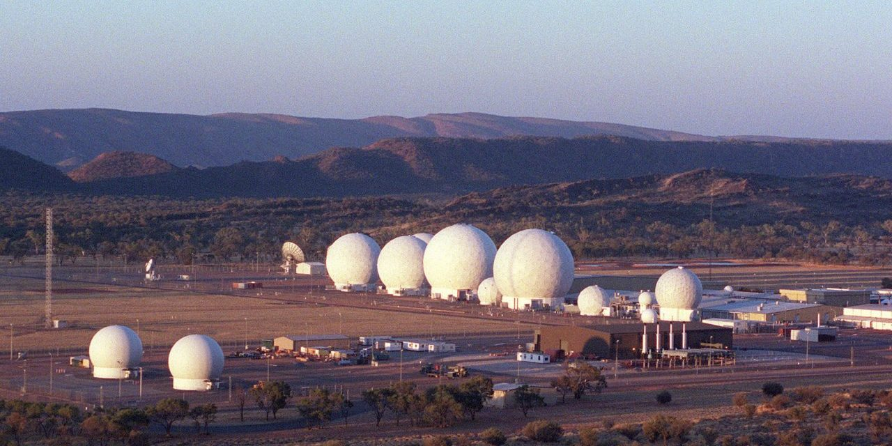 Fines for Pine Gap 'peace pilgrims'